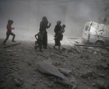 Siria, prima vittima dell'esercito di Ankara