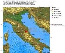 Forte terremoto tra Lazio, Umbria e Marche: molte scosse, crolli e feriti