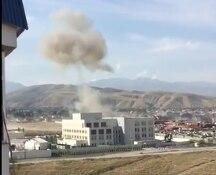 Attacco Kamikaze contro l'ambasciata cinese in Kirghizistan