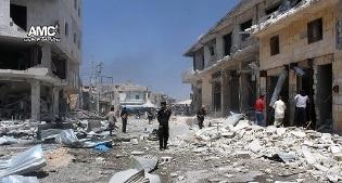 Siria: ancora raid su Aleppo, 90 morti. L'accordo per una nuova tregua si allontana
