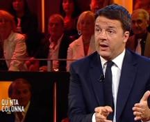 Renzi: L'obiettivo è raddoppiare la quattordicesima alle pensioni  minime