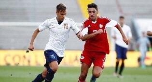Under 21. L'Italia supera 3-0 Andorra. Nella ripresa doppietta di Di Francesco, gol di Pellegrini