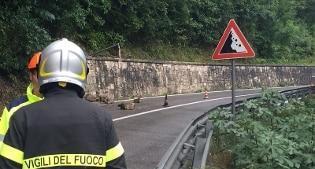 Continuano le scosse di terremoto. Frana sulla Via Salaria, lunghe code tra Rieti e Ascoli