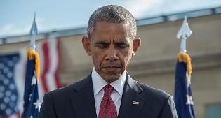 """11/9, ore 8.46 l'America si ferma.Obama:""""Non dimenticheremo mai le 3mila vite sottratte"""""""