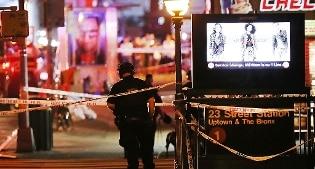 Esplosione a New York, sindaco De Blasio: movente e autori ancora sconosciuti