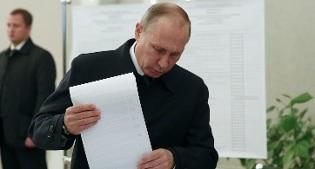 """Il partito di Putin ha la maggioranza assoluta alla Duma. Il Presidente: """"Vince la stabilità"""""""