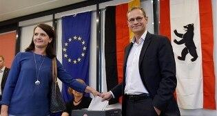 Exit poll Berlino: cala la Cdu, sconfitta per la Grande coalizione