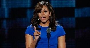 Hackerato il passaporto di Michelle Obama?