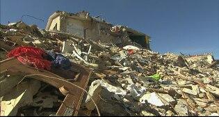 Terremoto, ad Amatrice cerimonia di commemorazione delle vittime