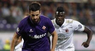 Calcio. Serie A. Nel posticipo finisce 0-0 tra Fiorentina e Milan