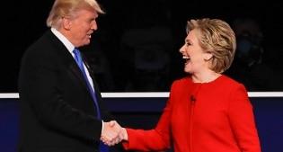 Attesa per il secondo duello televisivo tra Clinton e Trump