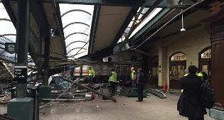 Usa. Incidente ferroviario tra New York e New Jersey, si temono vittime