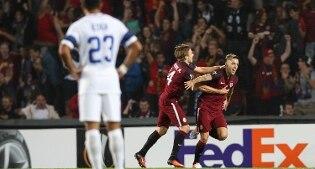 Inter, secondo tonfo di fila: lezione a Praga, è 3-1 Sparta