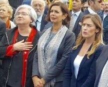 Abusi su 13enne: manifestazione a Reggio Calabria. In corteo Boldrini, Boschi, Bindi e Oliverio