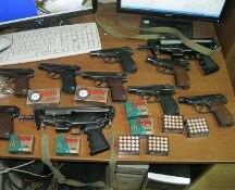 Russia, al (super) mercato nero delle armi da fuoco c'è l'imbarazzo della scelta