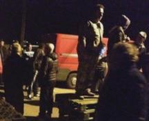 Barricate contro l'arrivo di 20 profughi. E alla fine i migranti vengono dirottati in altre città
