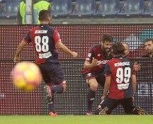 Riscatto Genoa, disastro Milan: al 'Ferraris' 3-0 senza storia