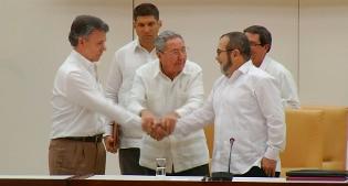 Nobel per la Pace 2016 al Presidente colombiano Manuel Santos per lo storico accordo con le Farc