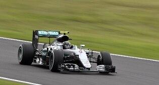 F1, Gran Premio del Giappone: Rosberg in pole, terza la Ferrari di Raikkonen