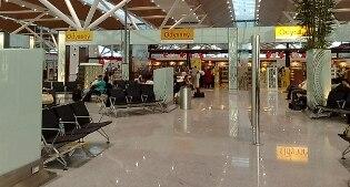 Perdita radioattiva ad aeroporto di Delhi, chiuso un terminal