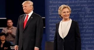 Voto Usa, Hillary vola nei sondaggi: +11% su Trump