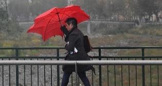 Maltempo, ancora piogge in particolare su nord-ovest e Sardegna. Allerta rossa su Liguria e Piemonte
