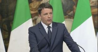 """La manovra al vaglio dell'Europa. Renzi: """"Aspettiamo di conoscere le resistenze di Bruxelles"""""""