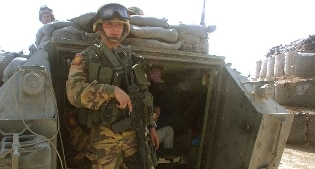 La battaglia di Mosul: elicotteri italiani in prima linea