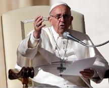 Il Papa agli imprenditori: