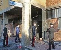 Attentato alla caserma dei Carabinieri a Bologna: fermato un cittadino francese