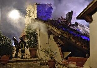 Un boato e poi il crollo esplosione rade al suolo una - Bagno a ripoli casa ...