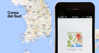 La Corea del Sud rifiuta la richiesta di Google di mappare digitalmente il Paese
