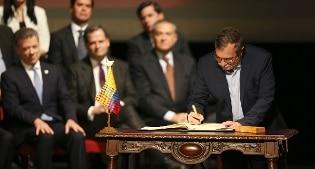 Colombia, firmato il nuovo accordo di pace con le Farc