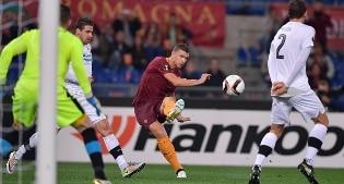 Roma ai sedicesimi di finale Sassuolo battuto ed eliminato
