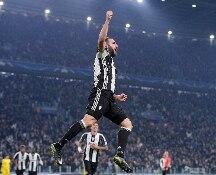 Juventus prima nel girone, Dinamo Zagabria battuta 2-0