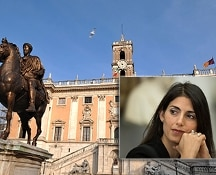 Roma, invito a comparire per Virginia Raggi