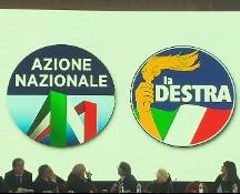 Alemanno e Storace eletti ai vertici del Movimento nazionale per la sovranità