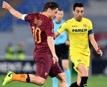 Roma agli ottavi, non conta la sconfitta con il Villarreal: 0-1