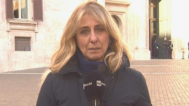 Proteste a roma bomba carta esplode durante il for Diretta da montecitorio