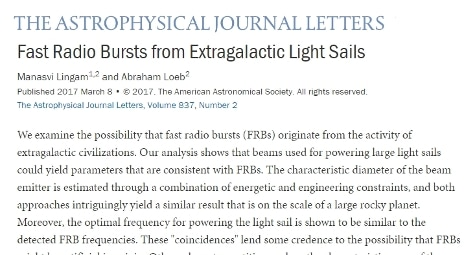 astrophysical journal letters scienza news 24572