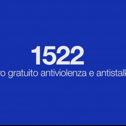 Spot violenza donne, 1522 (Screenshot)