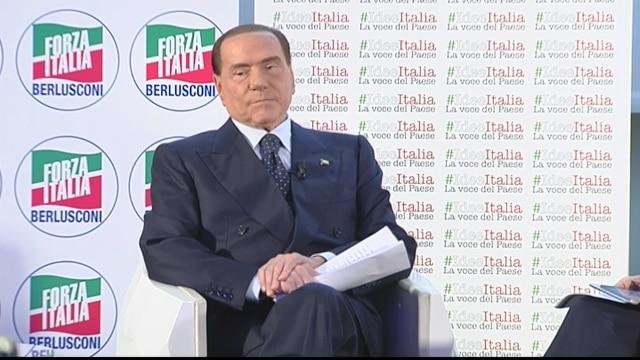 Berlusconi devo scendere in campo c 39 un grande pericolo - Patrimoniale sulla casa ...