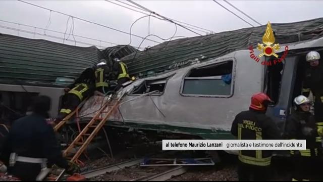 4cf8763896d7d Per il momento il fascicolo aperto con l ipotesi di disastro ferroviario  colposo sull incidente ferroviario avvenuto nei pressi della stazione di  Pioltello ...