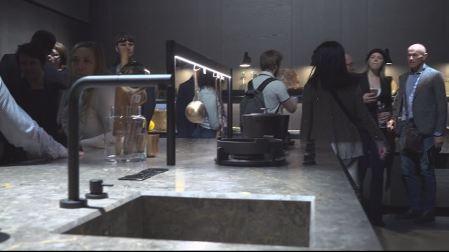 Salone del mobile di milano attese a rho 400mila persone for Salone mobile parigi