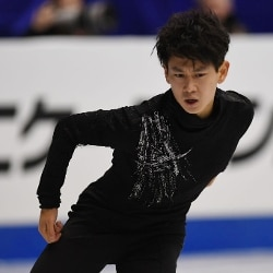 Denis Ten, Kazakhstan (Gettyimages)
