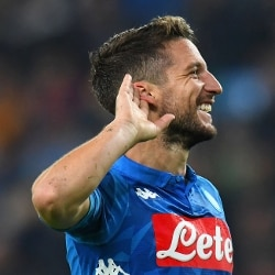 Serie A: Udinese-Napoli, Dries Mertens (Alessandro Sabattini/Getty Images)