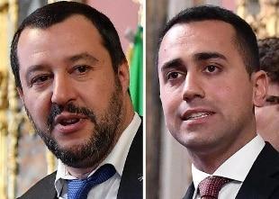 Salvini: problemi non si risolvono in tv. Di Maio: accordo si trova, ma smettila di fare il fenomeno – Rai News