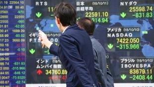 284de1adc5 11 ottobre 2018 L'onda lunga parte da Wall Street ma nella notte italiana  si abbatte sulla sponda asiatica del Pacifico, con tutte le principali  piazze in ...