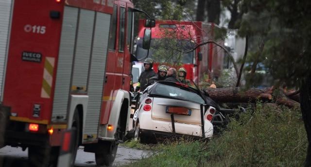 Maltempo, 7 vittime: tre morti nel Lazio, una vittima in