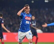 Brividi al San Paolo, il Napoli soffre fino all'88': 3-2 al Bologna